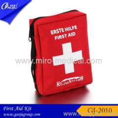 First aid kits empty bags