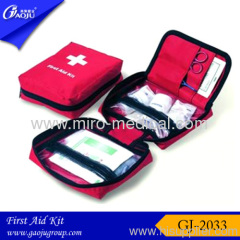 Family Colorful First-Aid Kit