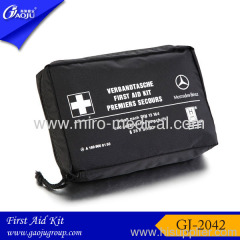 black Car First Aid Kit DIN13164 certificated