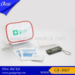 white new Mini First aid kits