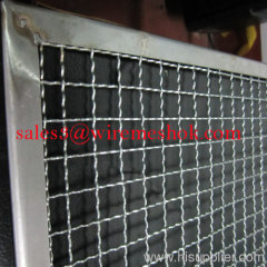 wire mesh tray for meat roast