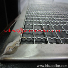 stainless steel mesh tray for food freezing