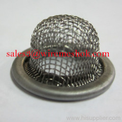 mesh filter for water sink