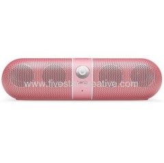 Beats by Dre Pill Portable Bluetooth Speaker Beats Pill Pink