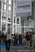 Exhibiting at CWIEME Berlin 2013