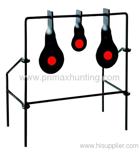 Spining shooting target for .22 caliber