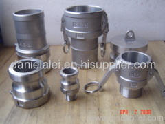 Quick connectorStainless steel quick connector manufacturers