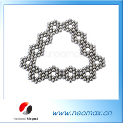Sintered Ndfeb magnetic jewelry