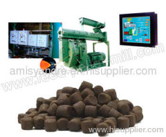 Feed pellet mill equipment