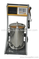 Electrostatic powder coating system 2013 NEW