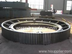 high quality big ring gear