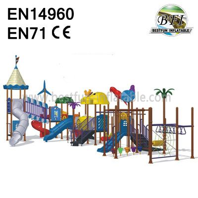 Outdoor Playground Seesaw Play Equipment