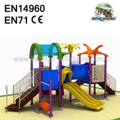 Indoor Preschool Playground Equipment