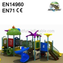 Outdoor Playground Exhibition Equipment