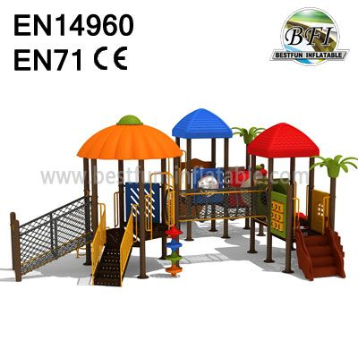 Playground Equipment Zip Line Playground Equipment