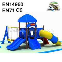 Commercial Amusement Playground Equipment