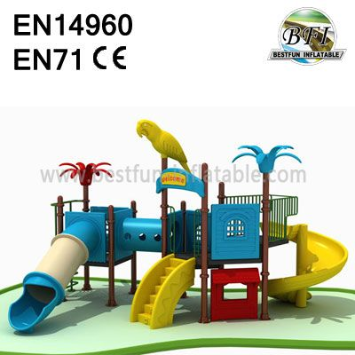Play School Playground Equipment