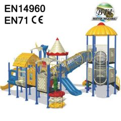 Amusement Park Equipment And Facilities