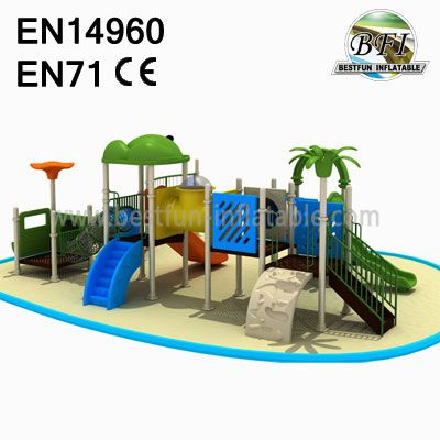 Indoor Playground Equipment For Babies