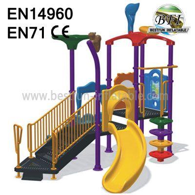 New Municipal Playground Equipment