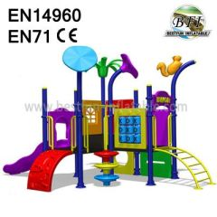Infant Toddler Playground Equipment