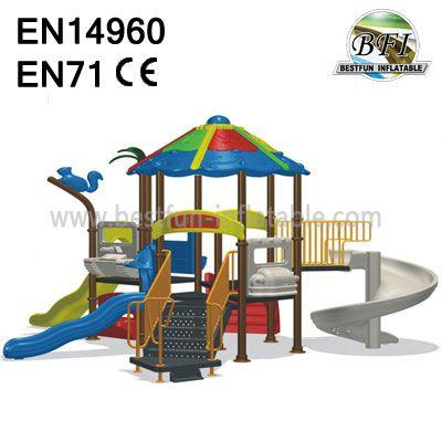Outdoor Monkey Bars Playground Equipment