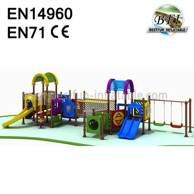 Large Indoor Playgrounds Equipment