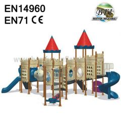 Movable Playground Equipment For Garden