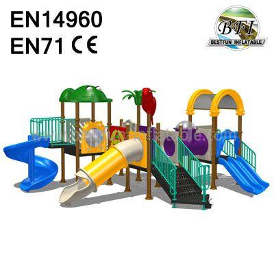 Kid Indoor Playground Equipment