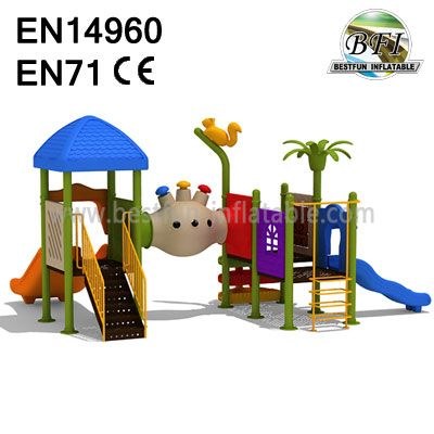Outdoor Playground Equipment Pirate Ships