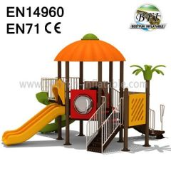 Outdoor Preschool Playground Equipment