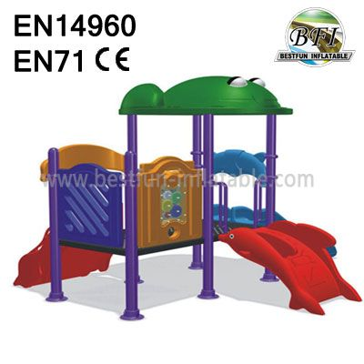 Children Plastic Amusement Park Toy