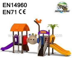 Playground Equipment Outdoor Steel