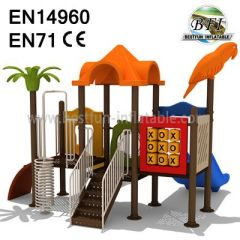 New School Playground Equipment