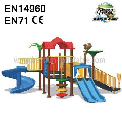 Playground Equipments Guangzhou Sale