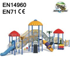 Amusement Park Indoor Playground