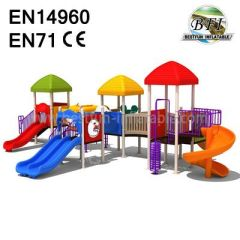 Outdoor Amusement Park Games
