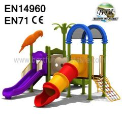 Playground Equipments Chinese Manufacturer