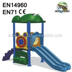 Outdoor Playground Amusement Equipment