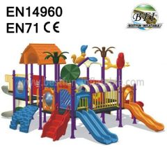 Big Kids Playground Equipment