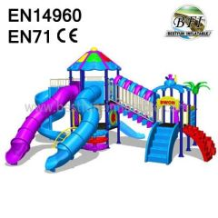Playground Equipment Dimensions For Family