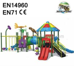 Kid'S Indoor Amusement Equipment