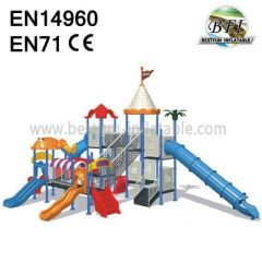 Hot Sale Amusement Park Slide