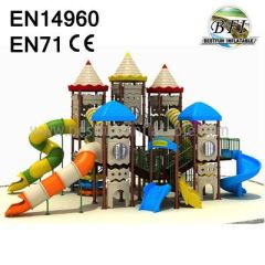 Eco Friendly Playground Equipment