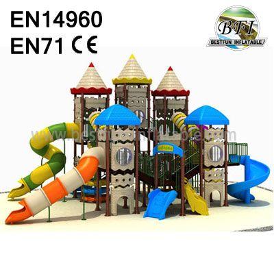 Eco Friendly Playground Equipment
