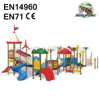 Fisher Price Playground Equipment