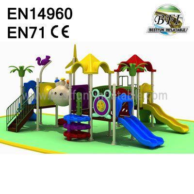 Trampoline Amusement Park Equipment