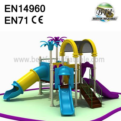 Amusement Park Fitness Equipment