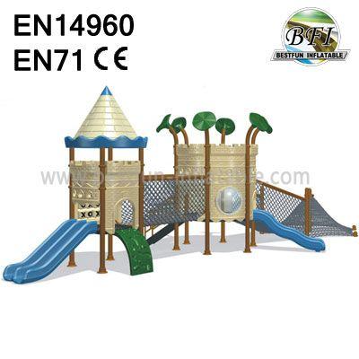 Outdoor Homemade Playground Equipment