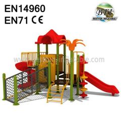 China Outdoor Amusement Equipment